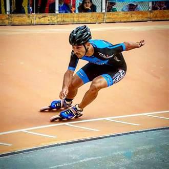 台北國際滑輪溜冰賽 歐洲冠軍齊聚台灣