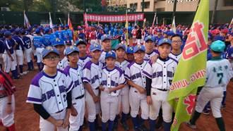 培英小將國中棒球「軟式組」聯賽發威 小蝦米扳倒大鯨魚