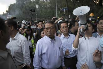港中大校長:校園遭佔示威失控 將尋求政府協助