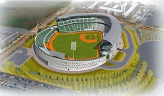 亞太棒球村第2期 2023年完工