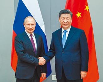 習見俄印元首 強調多邊體制
