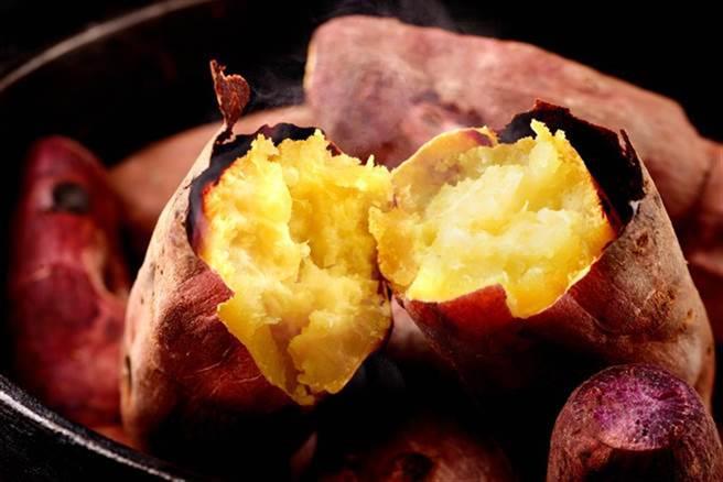 國際公認的抗癌食物地瓜,吃錯方式恐營養價值全失。(達志影像)