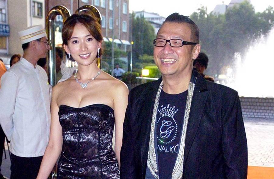 林志玲洪偉明傳出原先沒列入賓客名單,再次受邀後憤而決定缺席。(圖/中時資料照)
