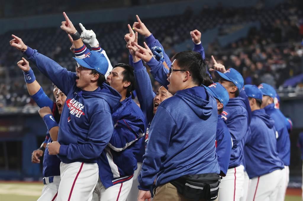 中華隊在本屆世界12強賽以7比0完封韓國隊,堪稱近年來罕見的代表作。(中央社資料照)