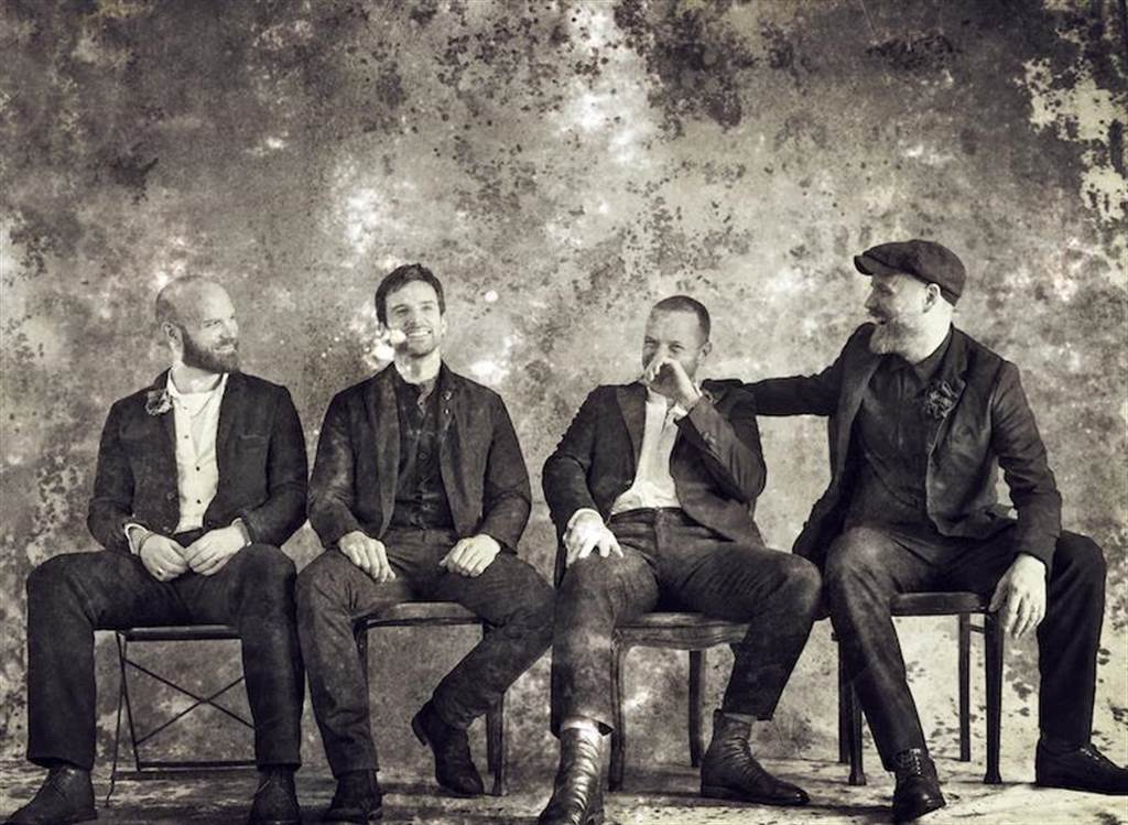 酷玩樂團將於11月22日發表全新專輯《偉大日常 Everyday Life》。(華納音樂提供)