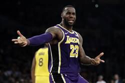 NBA》詹皇:會跟布雷迪一樣打不動為止