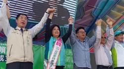 羅文嘉台南輔選 猛打國民黨不分區名單