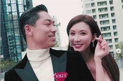 林志玲婚禮倒數 調皮亂入Akira受訪片曝光甜蜜閃爆