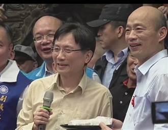 詹江村17日將領表 報備參選第一選區立委