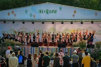 台中市民廣場原聲童唱裊繞  邀你體驗部落藝術文化