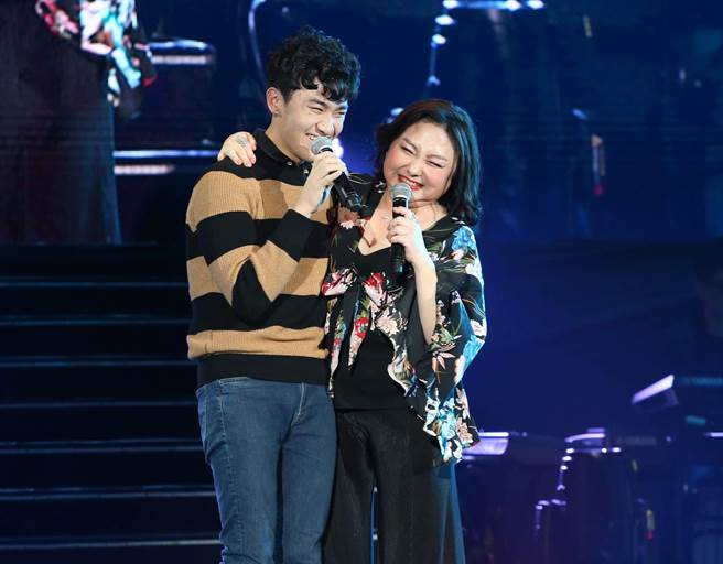 鄭怡今晚舉辦大型演唱會。(粘耿豪攝)