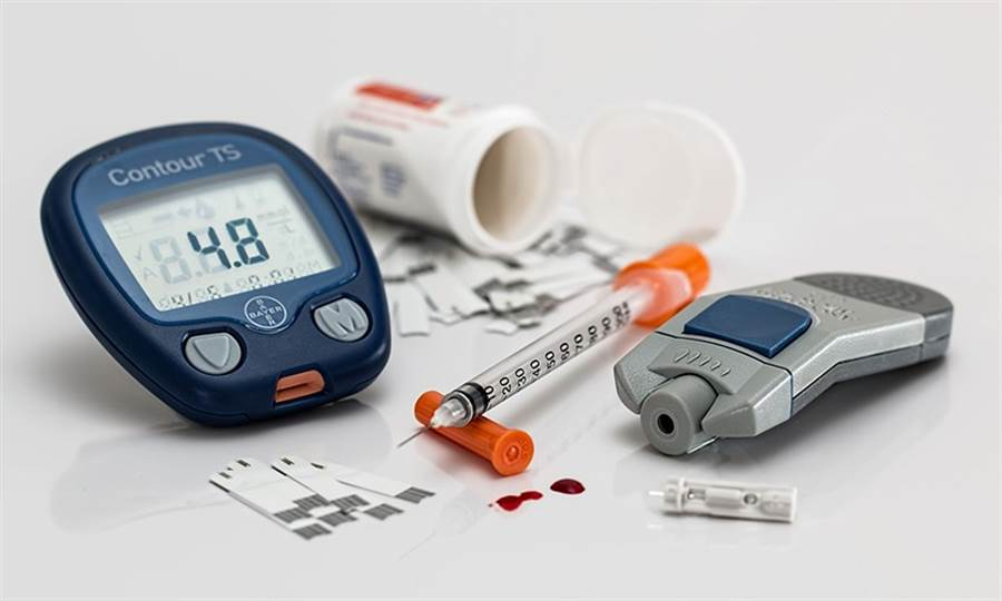 控制糖尿病的主角是病人自己。大量研究證實,調整生活型態,,能有效控制血糖。(圖/Pixabay )