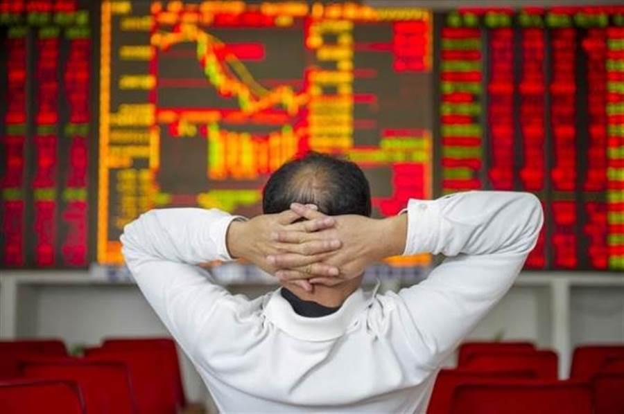 A股靠外資注活水。(中新社資料照片)