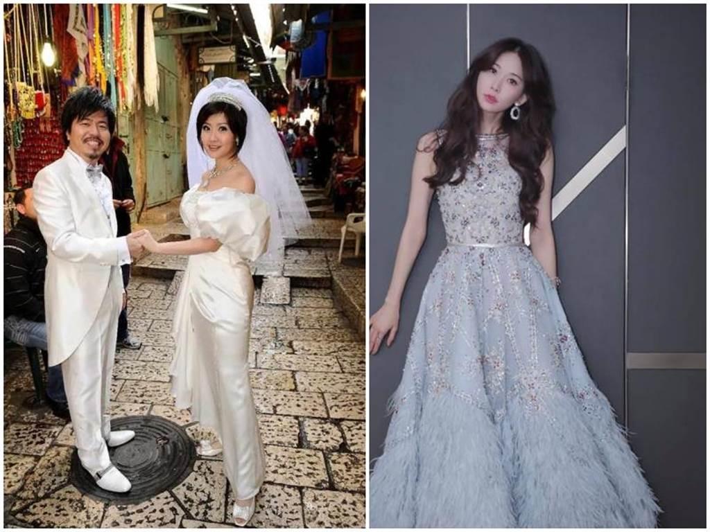寇乃馨和老公黃國倫與林志玲(右圖)交情不錯。資料照