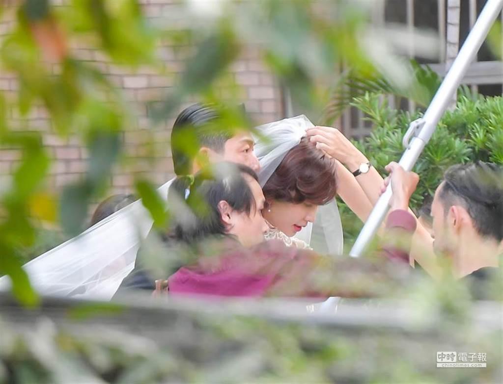 台灣第一名模林志玲今(17)日將與日本男星AKIRA大婚,《中時電子報》也整理出林志玲大婚幾張讓網友驚豔的照片。(圖/記者盧禕祺攝)