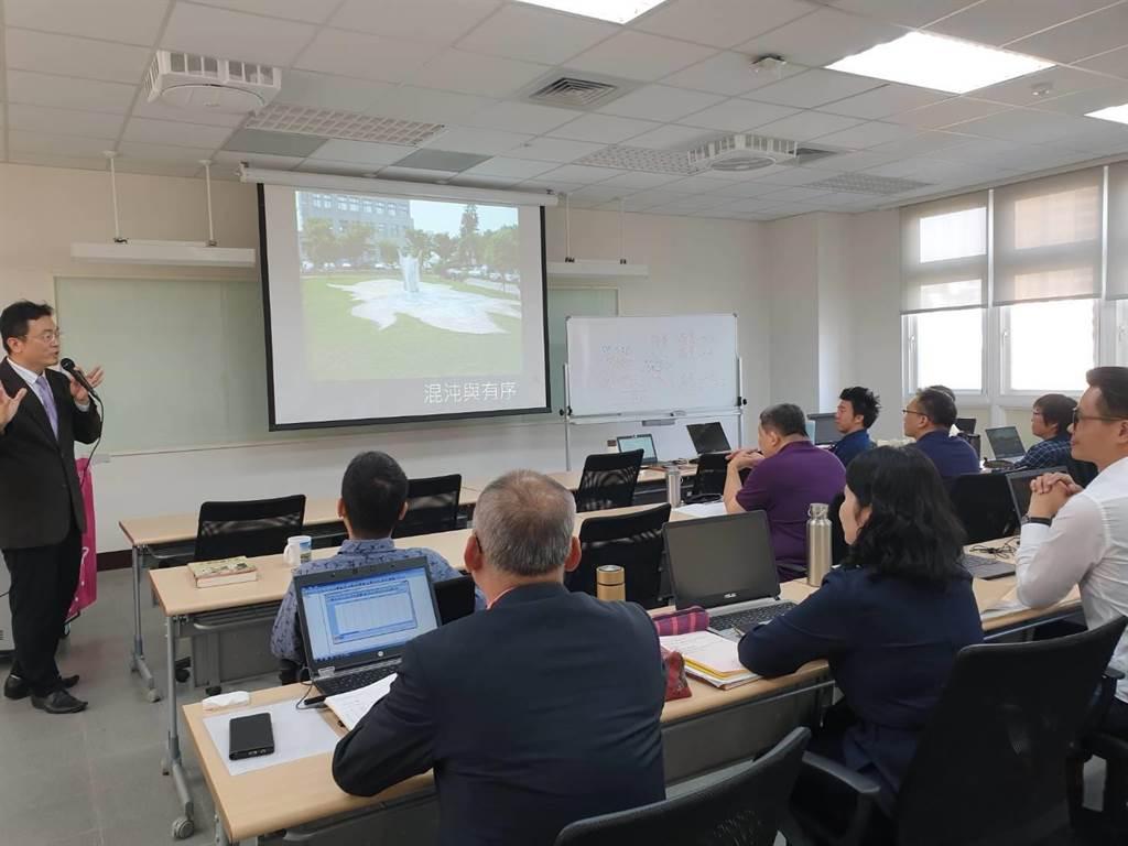 台中教育大學EMBA在職專班,規劃有國際企業、觀光管理、文創經營等學程。(台中教育大學提供/陳淑芬台中傳真)