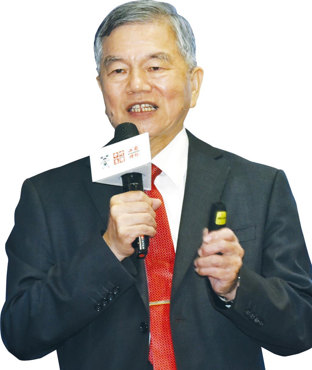 有話好說  經濟部長沈榮津每天行程滿檔,積極回應廠商需求。圖/本報資料照片