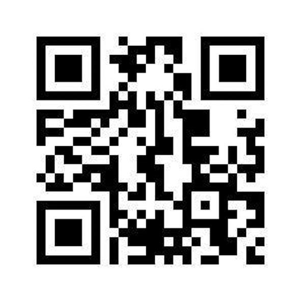 活動QR code。