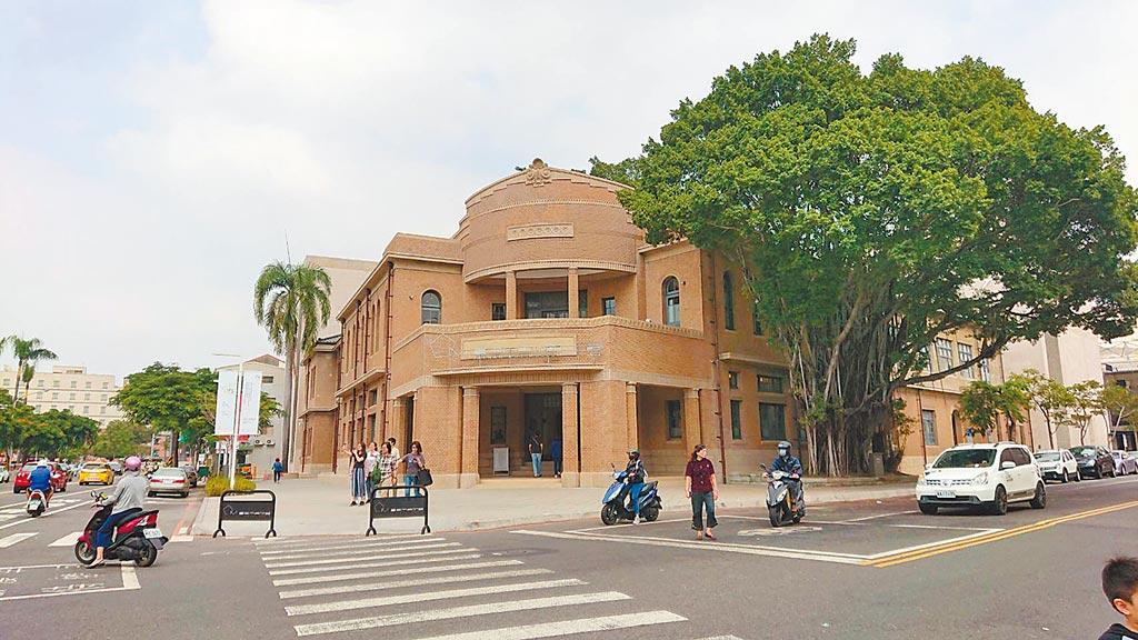 台灣名模林志玲17日將在南美一館舉辦婚宴,周邊交通面臨考驗。(程炳璋攝)