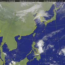 大降溫!明北台灣白天首降至20度