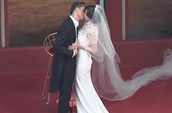 林志玲祠堂行禮哭了 AKIRA二度深吻嬌妻