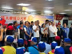 韓國瑜重申:當選後提撥1千億補貼勞保基金