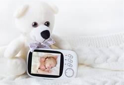 監視器拍到寶寶中邪 網勸快驅魔