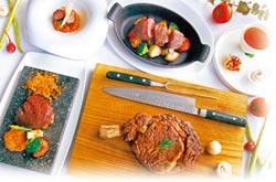 頂餐廳台菜法式化饗客
