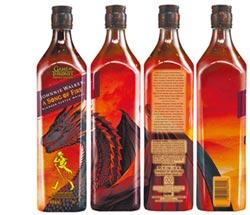 《冰與火》威士忌震撼舌尖
