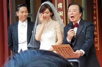 林爸爸對女婿說「這句話」 讓女兒林志玲直接爆哭!
