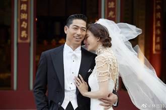 林志玲晚宴甜蜜宣言曝光 44歲終於嫁人:大家可以安心了