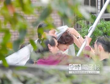 台灣嫁女兒!林志玲這幾張照片讓網友都嚇到