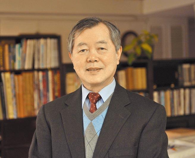 水墨大師蘇峯男。照片提供長歌藝術傳播