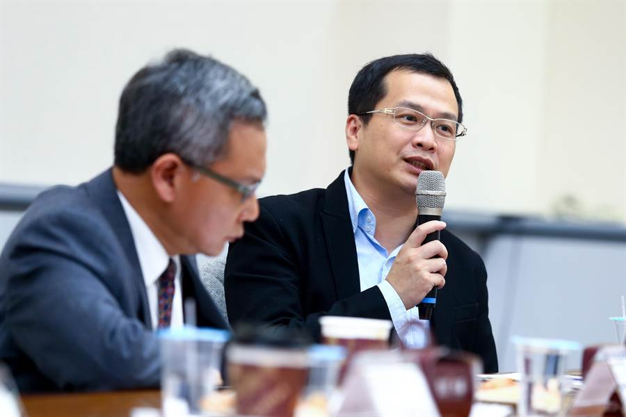 國民黨台北市議員羅智強。(資料照,陳信翰攝)