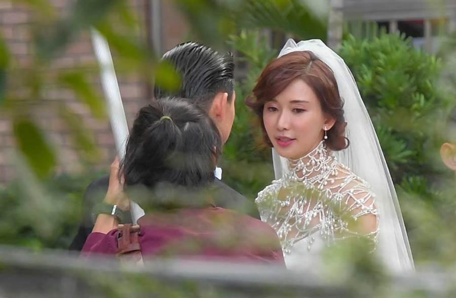 林志玲從下午開始將舉行4大婚禮流程,從儀式到After Party,範圍相當廣。(中時資料照片)