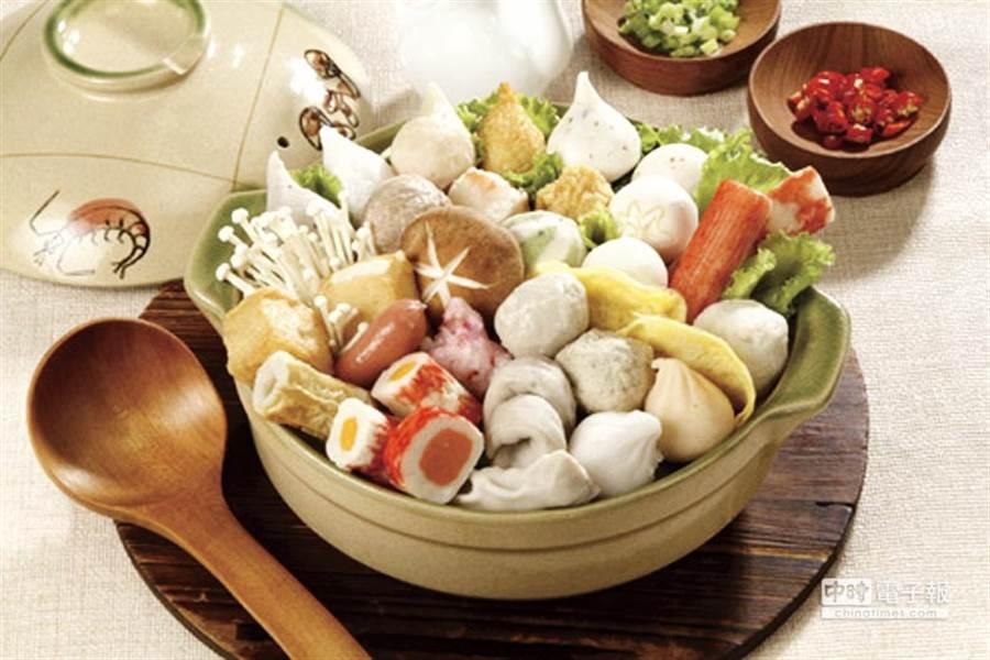 丸子及餃子類等加工火鍋料,食用過量恐造成身體危害。(示意圖/資料照)