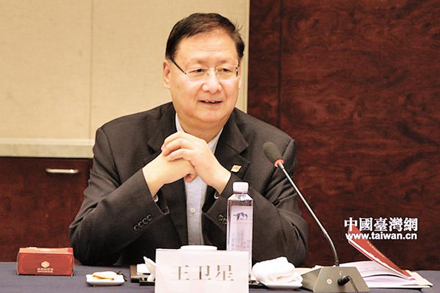 中共解放軍軍事科學院原副政委王衛星。(取自中國台灣網)