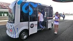 全台主題樂園首創!耗資千萬無人接駁巴士開進台中麗寶樂園渡假區