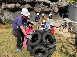 新竹動物園將開幕 大家來布置浣熊新家