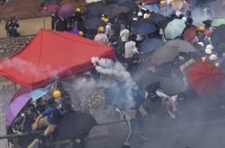 香港理大成圍城 台籍女高中生受困校內