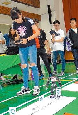 亞洲機器人賽 2000好手競技