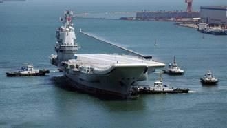陸自製航艦通過台海  專家:尚未形成戰力