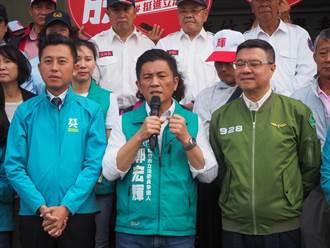 新竹市下屆立委選舉登記首日上午2人完成登記