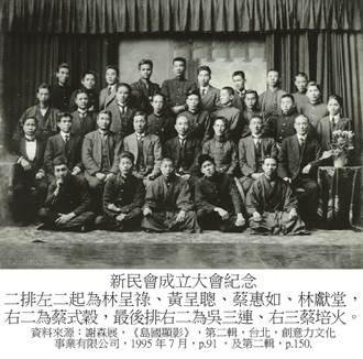 還原台灣──非武裝抗日啟蒙運動(十)