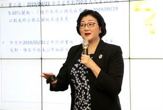 永慶公益邀雷倩-從台北看天下 分析大國戰略