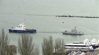 表善意 俄國交還烏克蘭遭擄軍艦