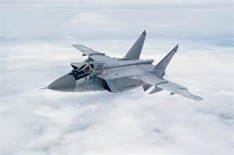 俄羅斯升級的MiG-31BM  年底投入使用