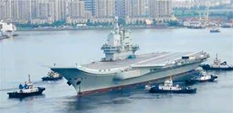 明年解放軍雙航艦 強力反美介入