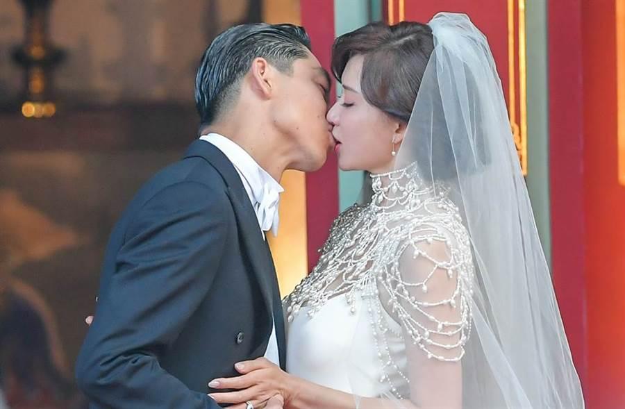 林志玲17日和AKIRA完婚。(圖/本報系資料照)