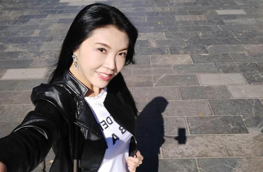 劉樂妍因不想讓太多人看她私處,所以堅持回台灣生產,希望看過她私處的醫生,只要一個就好。(翻攝自劉樂妍臉書)